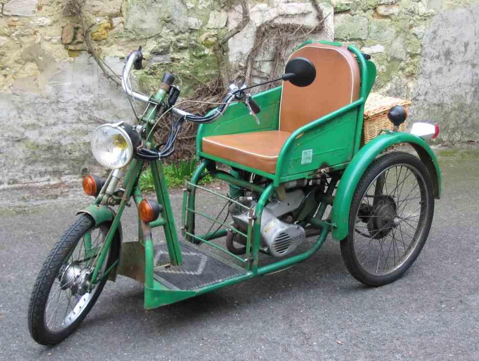 les tricycles poirier